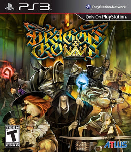 Dragon's Crown - PS3 (Pre-owned)