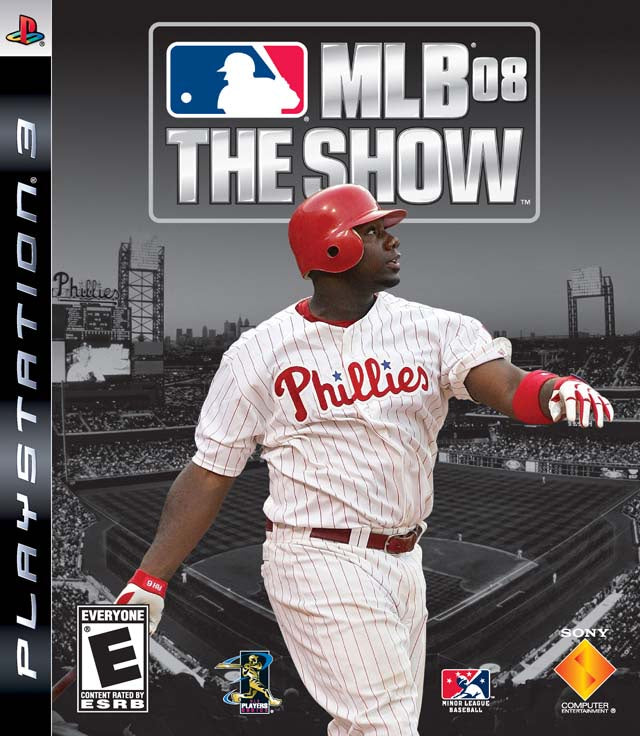 MLB 08 The Show - PS3 (Pre-owned)
