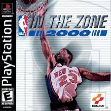 NBA In the Zone 2000 - PS1 (Pre-owned)