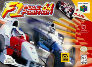 F1 Pole Position 64 - N64 (Pre-owned)