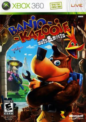 Banjo-Kazooie Nuts & Bolts - Xbox 360 (Pre-owned)