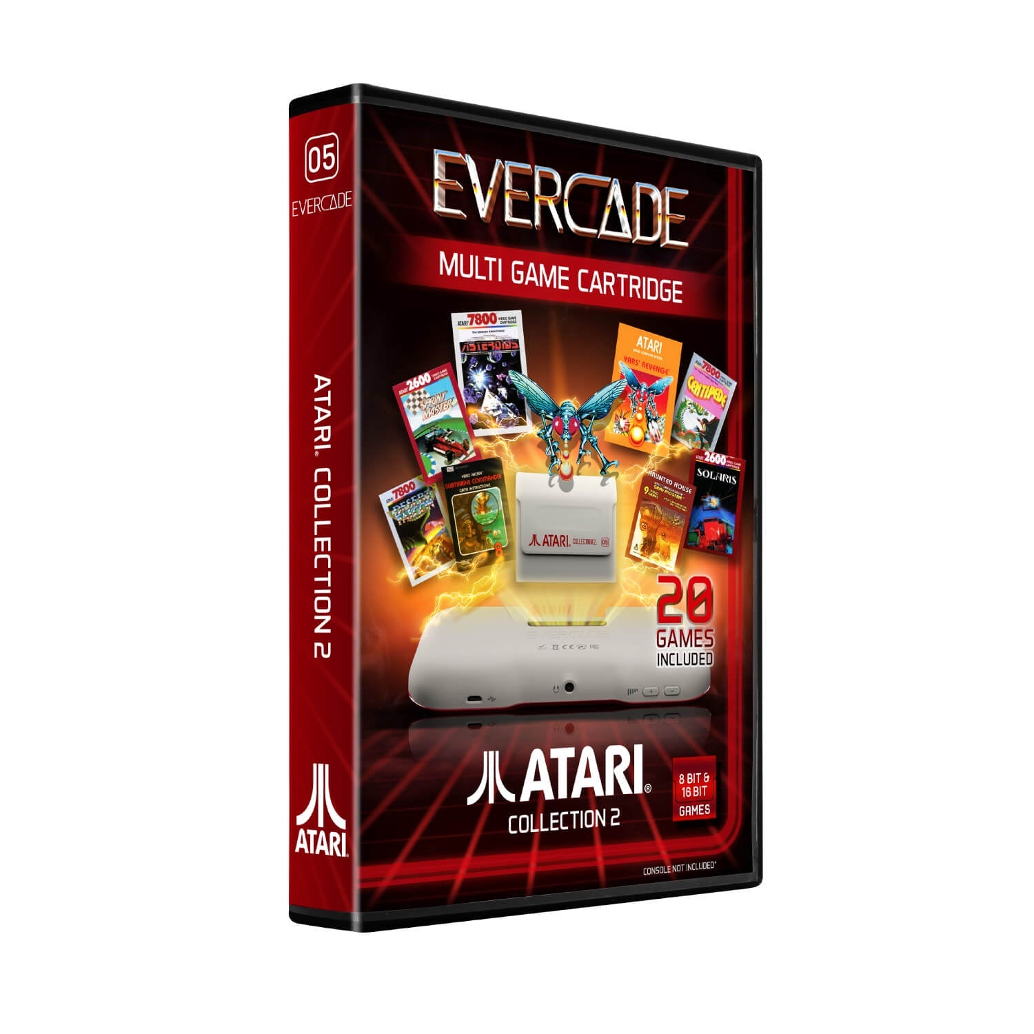 Evercade Atari Collection Cartridge Volume 2