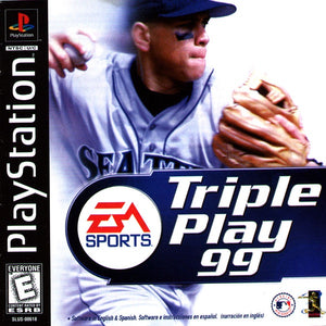 Triple Play 99 - PS1 (Pre-owned)