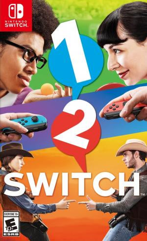 1-2-Switch - Switch (Pre-owned)