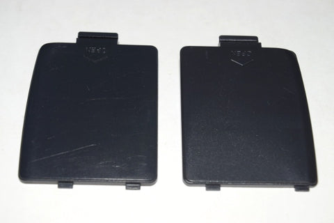 Official OEM Sega Game Gear Battery Cover Plates Left and Right Lot - Game Gear (Pre-owned)
