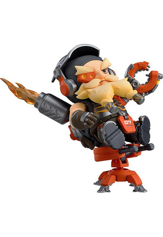 1017 Overwatch Nendoroid Torbjrn: Classic Skin Edition