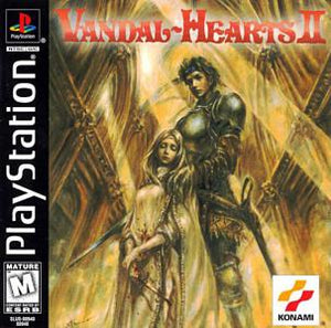 Vandal Hearts 2 - PS1 (Pre-owned)
