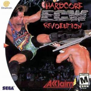 ECW Hardcore Revolution - Dreamcast (Pre-owned)