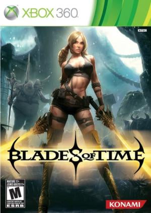 Blades Of Time - Xbox 360 (Pre-owned)