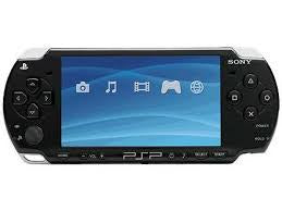 PSP 2000 Black System Console