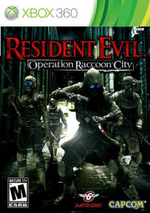 Resident Evil: Operation Raccoon City - Xbox 360 (Pre-owned)