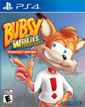 Bubsy: The Woolies Strike Back - PS4