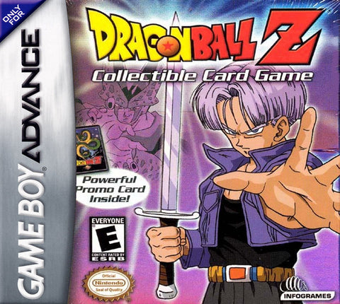Dragon Ball Z: Collectible Card Game - GBA (Pre-owned)