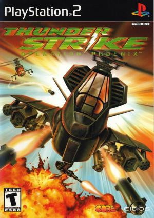 Thunderstrike Operation Phoenix - PS2 (Pre-owned)