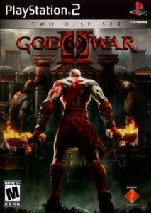 God of War 2 - PS2 (Pre-owned)
