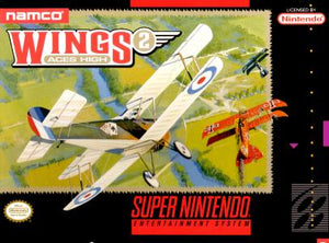 Wings 2 Aces High - SNES (Pre-owned)