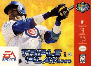 Triple Play 2000 - N64 (Pre-owned)