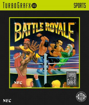Battle Royale - TurboGrafx-16 (Pre-owned)