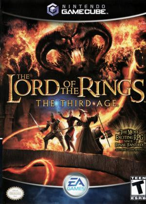Lord of the Rings Third Age - Gamecube (Pre-owned)