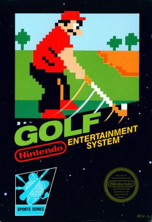 Golf - NES (Pre-owned)
