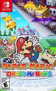 [Pre-Order] Paper Mario: The Origami King (ETA: July 17, 2020) - Switch