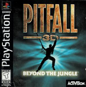 Pitfall 3D - PS1 (Pre-owned)