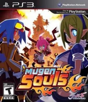 Mugen Souls - PS3 (Pre-owned)