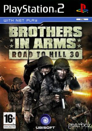 Brothers in Arms Road to Hill 30 - PS2 (Pre-owned)