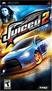 Juiced 2 Hot Import Nights - PSP (Pre-owned)