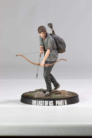 The Last of Us Part II: Ellie with Bow Deluxe Figure (Box Damage)