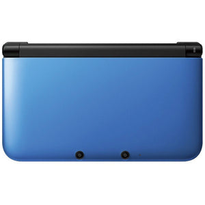 Nintendo 3DS XL Blue & Black System Console