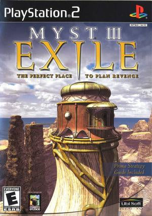 Myst 3 Exile - PS2 (Pre-owned)