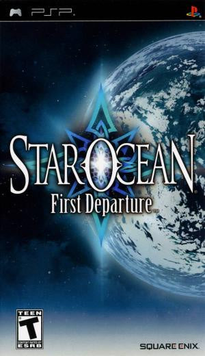 Star Ocean First Departure - PSP (Pre-owned)