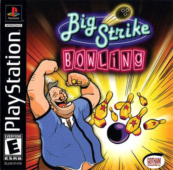Big Strike Bowling - PS1 (Pre-owned)