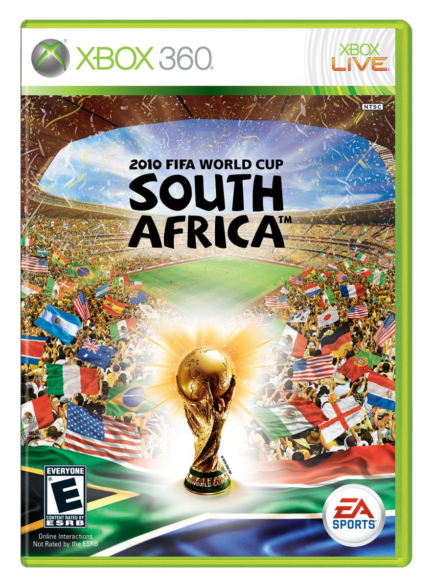 2010 FIFA World Cup - Xbox 360 (Pre-owned)