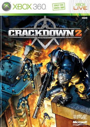 Crackdown 2 - Xbox 360 (Pre-owned)