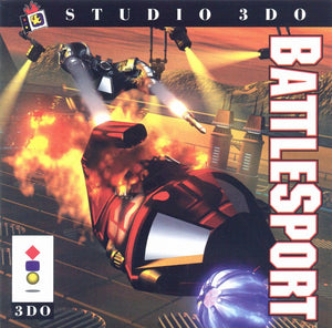 BattleSport (Jewel Case) - 3DO (Pre-owned)