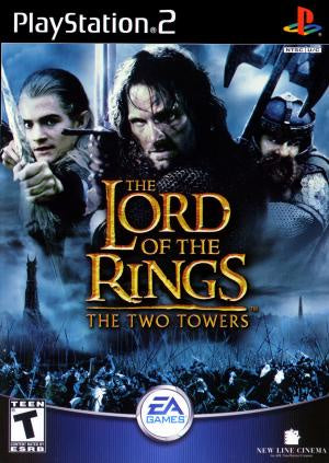 The Lord of the Rings: The Two Towers - PS2 (Pre-owned)
