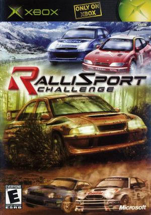 Ralli Sport Challenge - Xbox (Pre-owned)