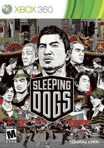 Sleeping Dogs - Xbox 360 (Pre-owned)