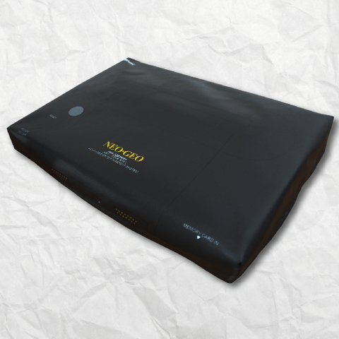 Neo Geo AES Console Dust Cover - Vinyl