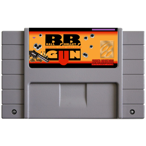 Ball Bullet Gun Survival Game Simulation (Reproduction) - SNES (Pre-owned)