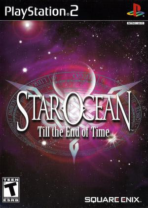 Star Ocean Till the End of Time - PS2 (Pre-owned)