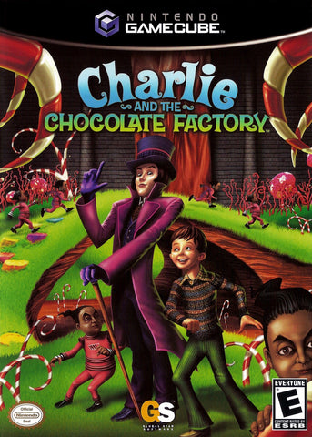 Charlie and the Chocolate Factory - Gamecube (Pre-owned)