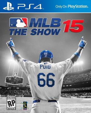 MLB 15: The Show - PS4 (Pre-owned)