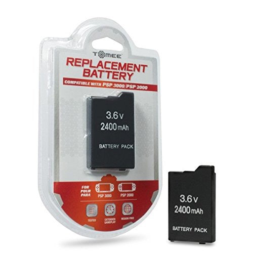 PSP 3000/PSP 2000 Tomee Replacement Battery - PSP