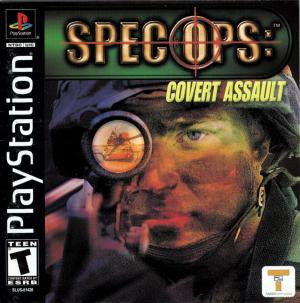 Spec Ops Covert Assault - PS1 (Pre-owned)
