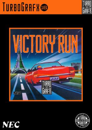 Victory Run - TurboGrafx-16 (Pre-owned)