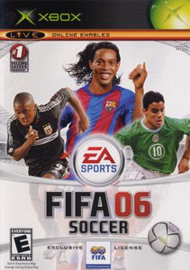 FIFA 2006 - Xbox (Pre-owned)