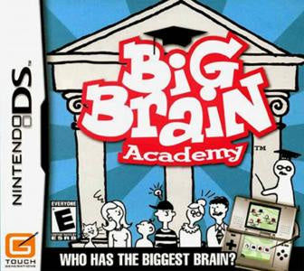 Big Brain Academy - DS (Pre-owned)